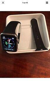 Apple Watch 42 mm Stainless Steel 1st generation like new Oakville / Halton Region Toronto (GTA) image 1