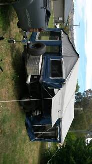 Mario Off Road Camper Trailer Adelong Tumut Area Preview