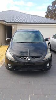 Salvaged Mitsubishi Grandis 7 Seater Car Wellard Kwinana Area Preview