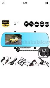 full 1080p hd gps car dashboard dash camera Crows Nest North Sydney Area Preview