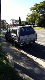 1990 Holden Rodeo Space Cab Ute