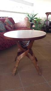 CARVED COFFEE TABLE FROM PNG, UNIQUE! Greenslopes Brisbane South West Preview