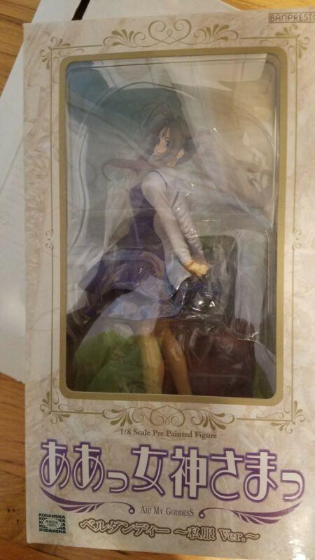 Ah! My Goddess, Belldandy 1/8 Figure Autographed by Eileen Stevens