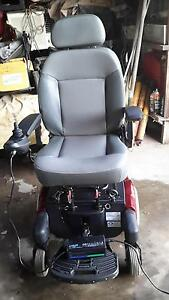Cougar Power Chair -  Shoprider Granville Fraser Coast Preview