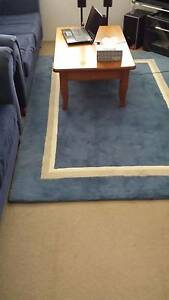 Beautiful Blue Rug for Sale. Wiley Park Canterbury Area Preview