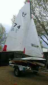 303 Class Sailboat Unley Unley Area Preview