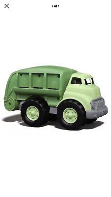 Green Toys Rtk01r Green Recycling Truck Toy SKU No RTK01R Green Toys Recycle