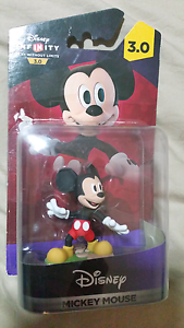 BNIB Disney infinity 3.0 Mickey Mouse character Heathwood Brisbane South West Preview