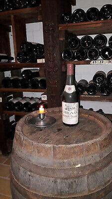 Carignan 1969 Rotwein spätreife Traube naturrein Tunesien  51 Jahe alt