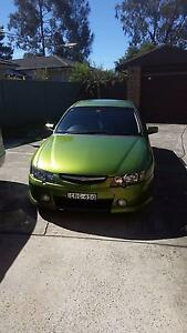 2003 Holden SS vy ute 5.7ltr v8 Campbelltown Campbelltown Area Preview