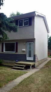 3 Bedroom +office in finished Basement!Good area! Available now!