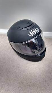 Shoei TZ-X Matte Black (S) Motorcycle Helmet