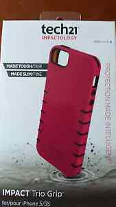 Genuine Tech21 phones cases for IPHONE5/5S Surfers Paradise Gold Coast City Preview