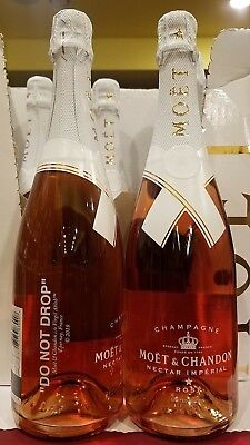 Off White moet Chandon  Do Not Drop Virgil Abloh Limited Edition - Moet White Wine