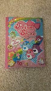 Pretty Rhythm Rainbow Live Prism Stone Memo Book