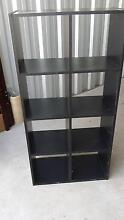 Black Bookcase Airds Campbelltown Area Preview