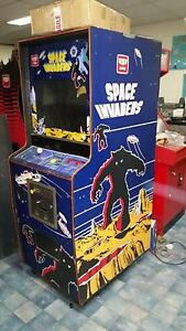 Original 1978 Space Invaders Arcade Machine Campbellfield Hume Area Preview