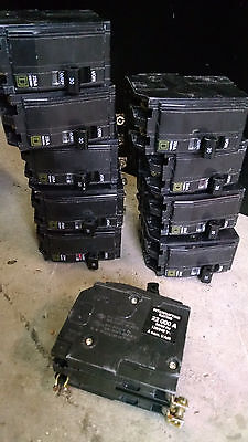 Square D Qob230vh Circuit Breaker 2pole 30amp 22k Aic Bolt On 1 Year Warranty