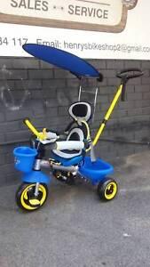 Brand New EuroTrike Canopy Plus Steer Trike Wanneroo Wanneroo Area Preview