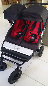Mountain Buggy Duet - Twin Pram Bohle Townsville City Preview