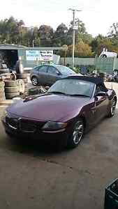 Bmw z4 2003 3.0l auto wreck or sell complete cant register Hadspen Meander Valley Preview