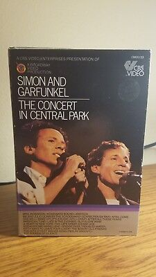 Simon and Garfunkel The Concert In Central Park 1982  BETA - VERY Rare!