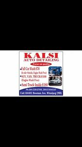 Kalsi auto detailing .we focus on quality