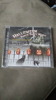 Various Artists : Halloween Dance Party Music CD BRAND NEW (Halloween Music Dance)