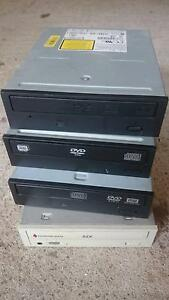 3 x DVD RW drive and CD ROM drive Lansvale Liverpool Area Preview