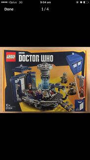 Retired Lego Ideas 21304 Doctor Who North Sydney North Sydney Area Preview
