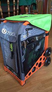 Camo ZUCA bag