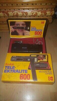 Apareil photo kodak TELE-EKTRALITE 600 - vintage
