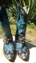 Rock star boots Secret Harbour Rockingham Area Preview