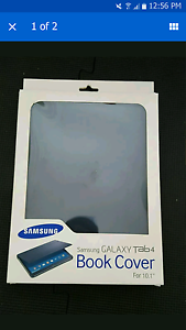 New genuine Samsung Galaxy Tab 4 10.1 Book cover ( indigo blue) Punchbowl Canterbury Area Preview