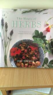 Books on herbs