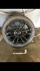 Winter tires with wheels for sell
