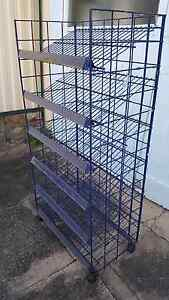 Wire racking bread stand Bexley Rockdale Area Preview