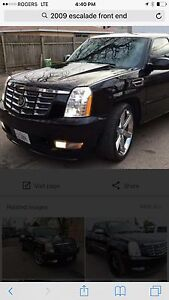 2010 Cadillac Escalade front end for sale