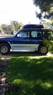 Mitsubishi pajero Clarence Town Dungog Area Preview