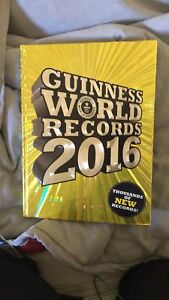 Guinness World Book of Records 2016