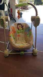 Baby swing seat Merrimac Gold Coast City Preview