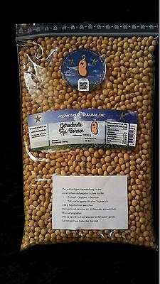 getrocknete Sojabohnen *2 kg* aus Bayern - Sojamilch - Tofu - Hülsenfrüchte