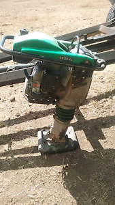 2 generators  1 8kva 1 3kva 2 compactors 1 jumping jack Rosedale Gladstone Area Preview