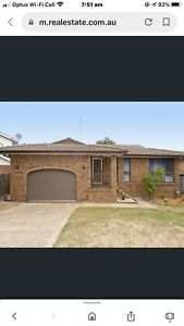 3 Bedroom unfurnished home to rent short term only .