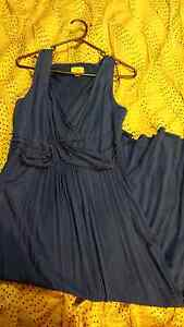 Blue ladies maxi dress Leda Kwinana Area Preview