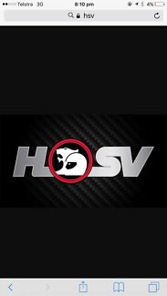Wanted: WANT TO BUY HSV PARTS