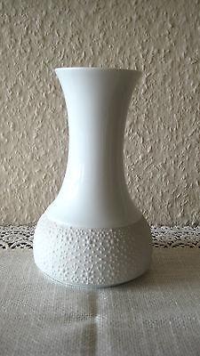 THOMAS Vase Rotunda Bisquitporzellan Porzellan Rund weiß