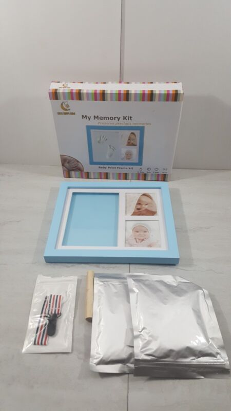 Baby My Memory Mold and Frame Kit Preserve Precious moments