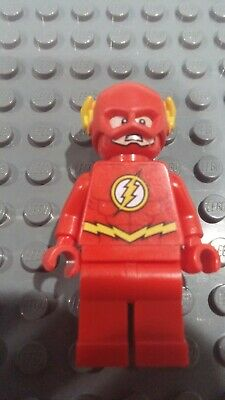 NEW LEGO FLASH MINIFIG DC COMICS JUSTICE LEAGUE SUPER HEROES MINIFIGURE