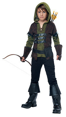 Robin Hood Child Costume Boys Prince of Thieves